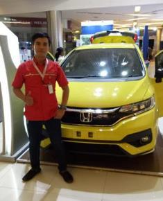 Sales Honda Serang