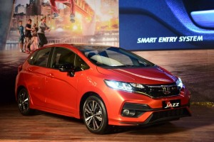ALL NEW HONDA JAZZ FACELIFT 2018