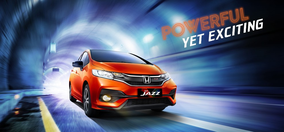 PROMO ALL NEW HONDA JAZZ 2018