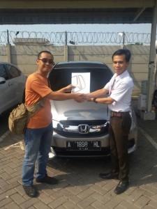 Foto sales mobil honda serang 5