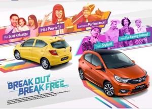 Promo Mobil Honda BRIO AKHIR TAHUN  2018