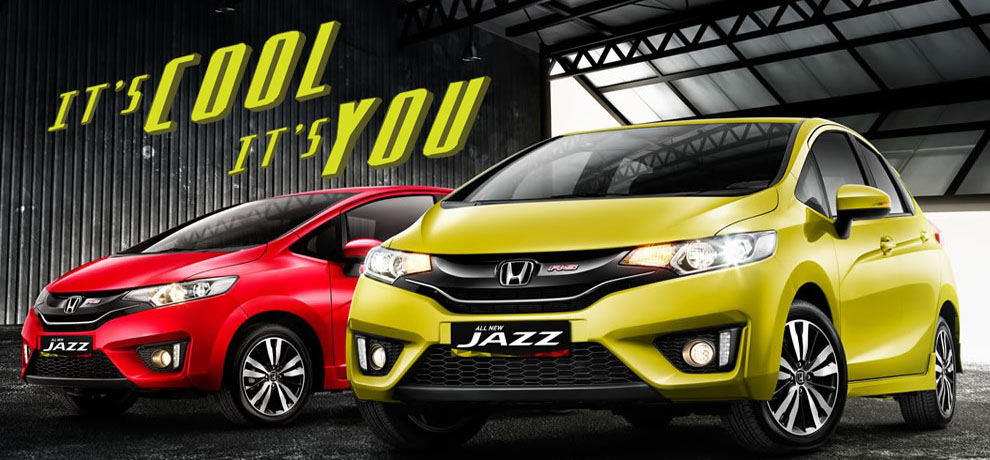 OTR pandeglang pandeglang HARGA HONDA ALL NEW JAZZ FACELIFT