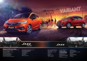 HONDA  NEW JAZZ facelift
