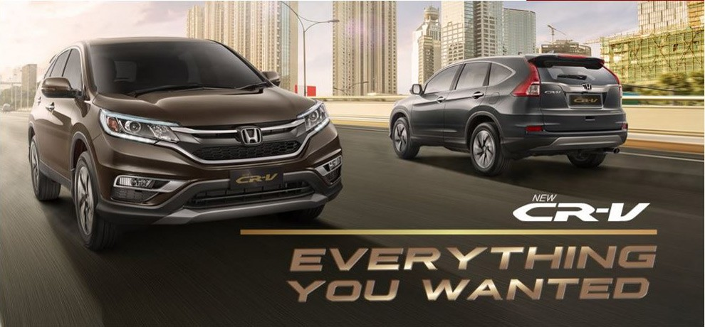 HONDA NEW  CR-V 2019